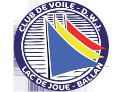 Logo DWJ Club voile Ballan Joue-les-tours